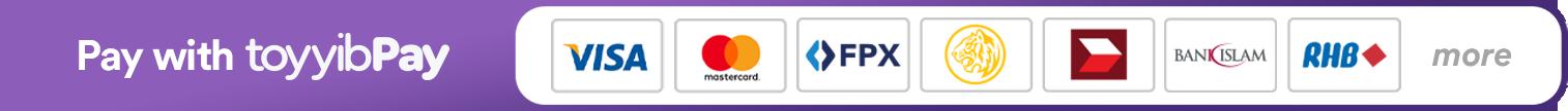 Bayar Guna FPX Online Banking & Kad Debit/Credit